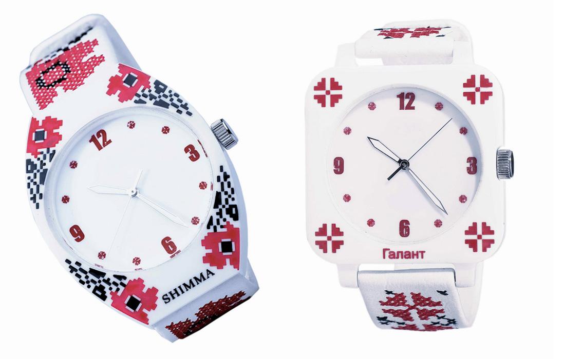 Un reloj muy original