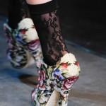 zapatos punto de cruz dolce & gabbana 2012