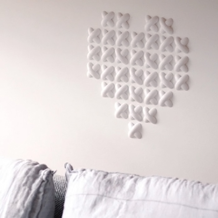 Punto de cruz 3D