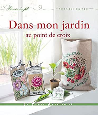 libro patrones jardin flores