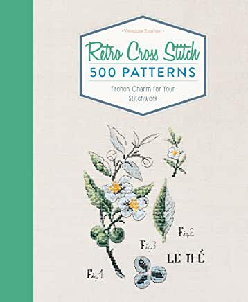 libro patrones retro plantas